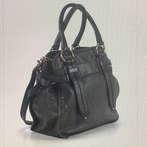 Schiller & Sons Philadelphia leather bag